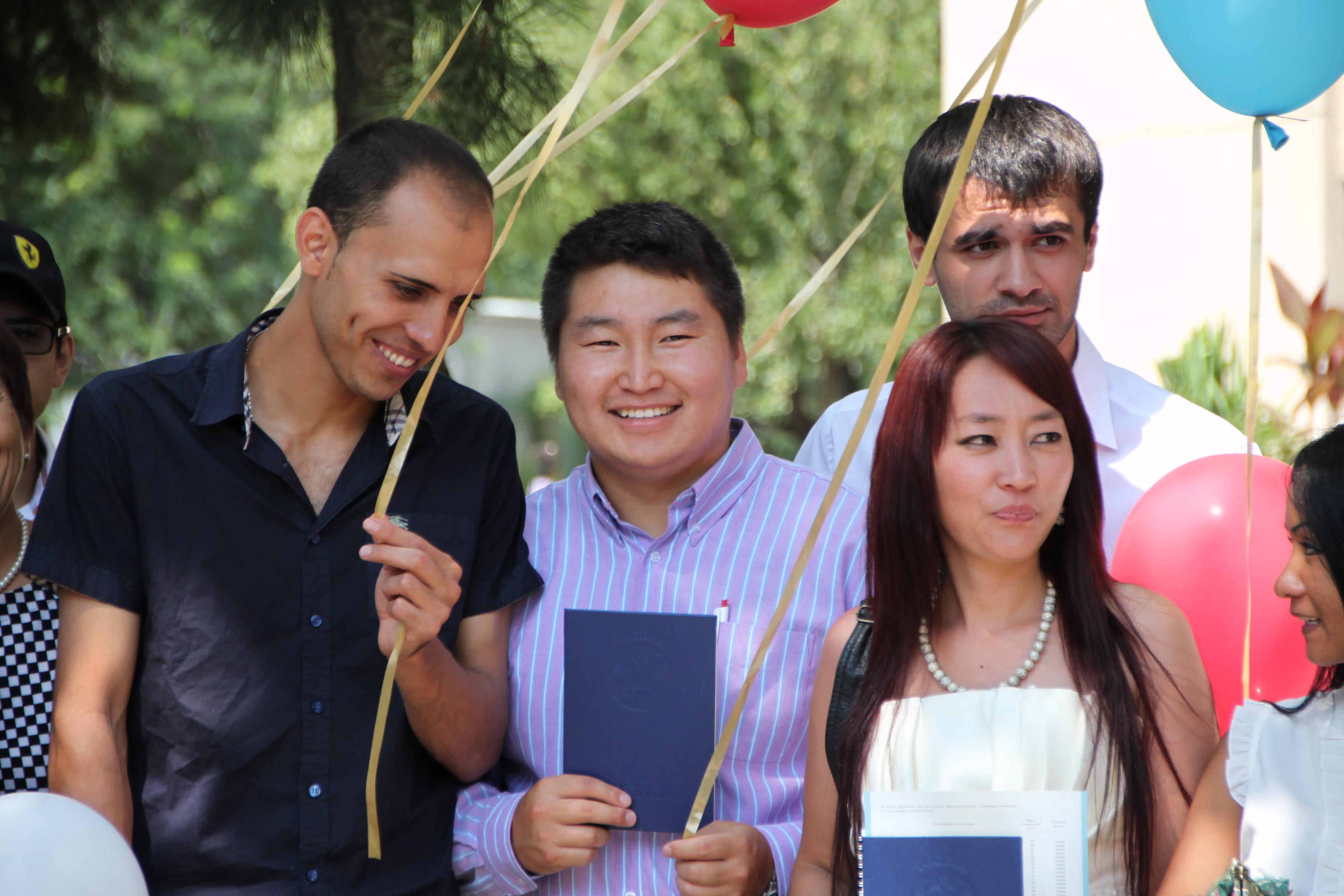 Admission Kuban State University